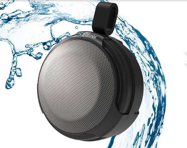 SP-350B и SP-190B - новые Bluetooth-колонки Ritmix с защитой от воды