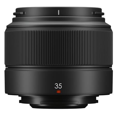 FUJINON XC35mmF2 - новый фикс-объектив