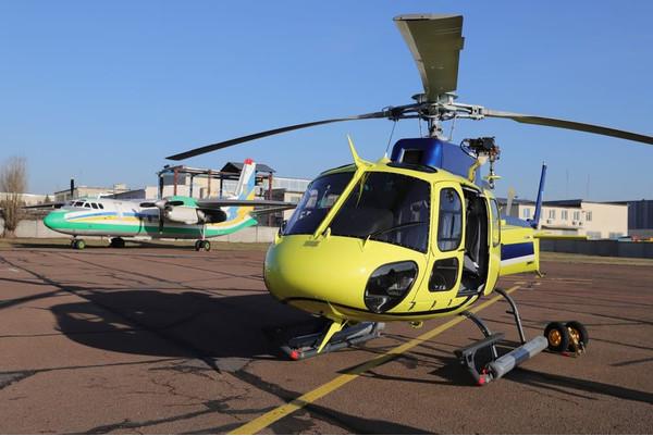 ГСПУ получит 24 вертолета от Airbus