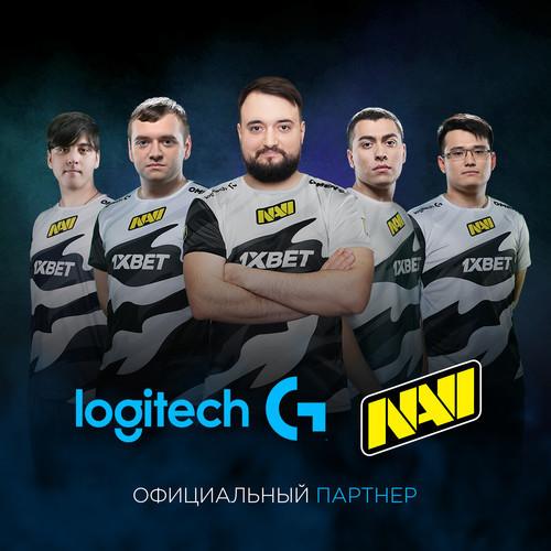 Logitech G и Natus Vincere заключили многолетнее партнерство