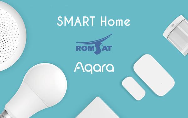 Компания РОМСАТ - партнер Aqara в Украине