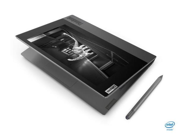 Мультизадачность с новым ThinkBook Plus от Lenovo