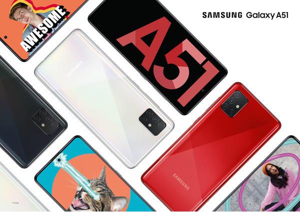 Samsung Galaxy A51: образцовый представитель среднего класса