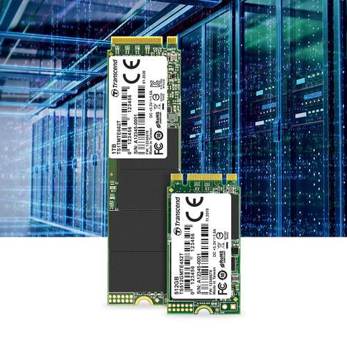 Transcend представляет SSD спроектированные с использованием BiCS4