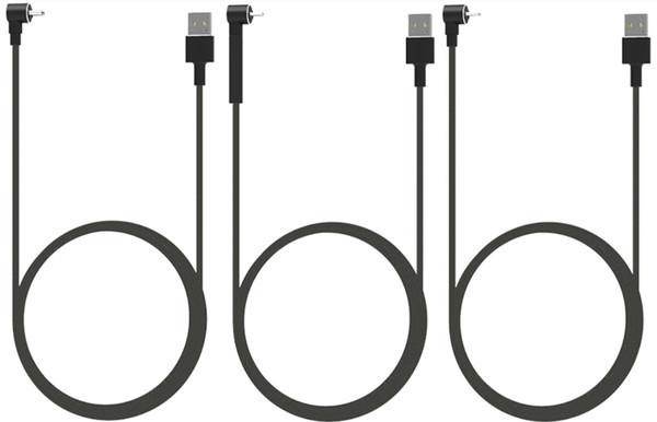 Новые зарядные кабели от Ritmix!