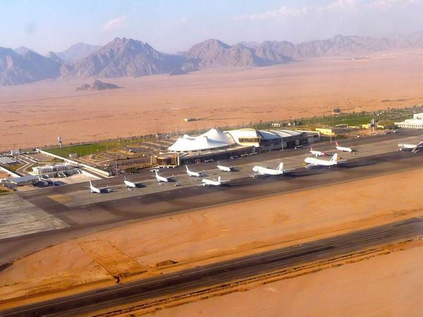 Шарм-эш-Шейх принял первые британские чартерные рейсы с 2015 года