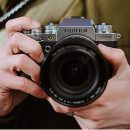 Новая беззеркальная камера FUJIFILM X-T4