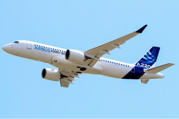 Airbus мог взять оставшуюся долю А220 от Bombardier
