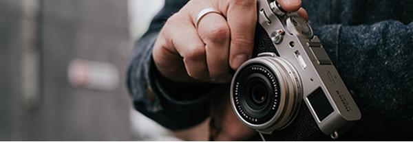 Компактная камера премиум-класса - FUJIFILM X100
