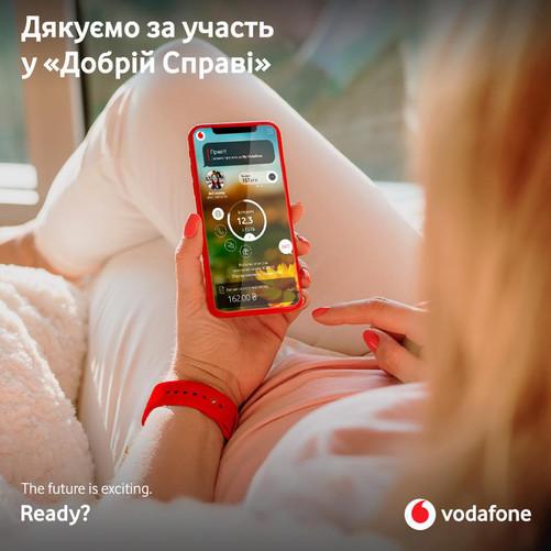 Клиенты Vodafone помогли приобрести кардиологическое оборудование на 644 000