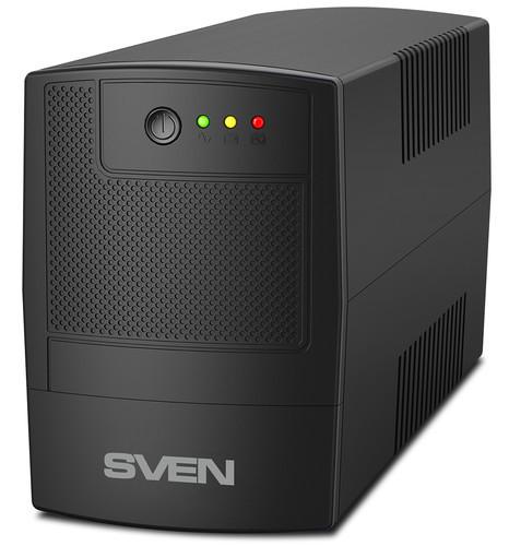 ИБП SVEN UP-B800 — базовая защита на высшем уровне