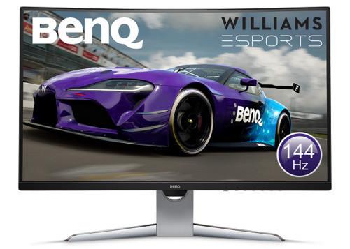 Изогнутый игровой монитор BenQ EX3203R