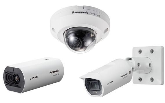 Новая серия камер Panasonic I-PRO для систем безопасности доступна