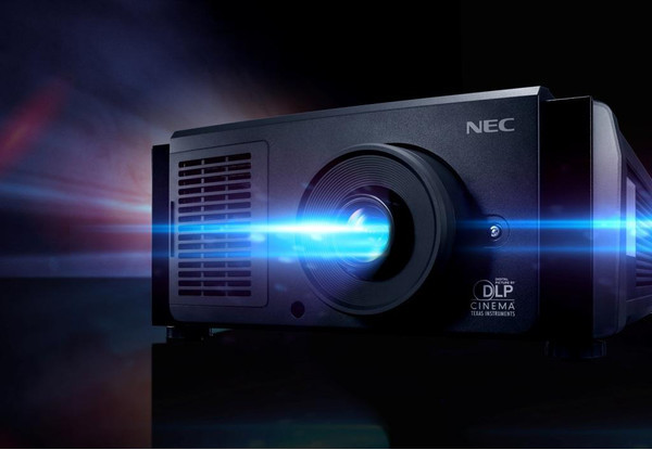NEC представляет самый тихий цифровой кинопроектор