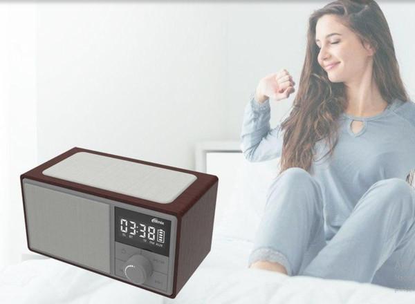 Новые многофункциональные радиочасы Ritmix RRC-885