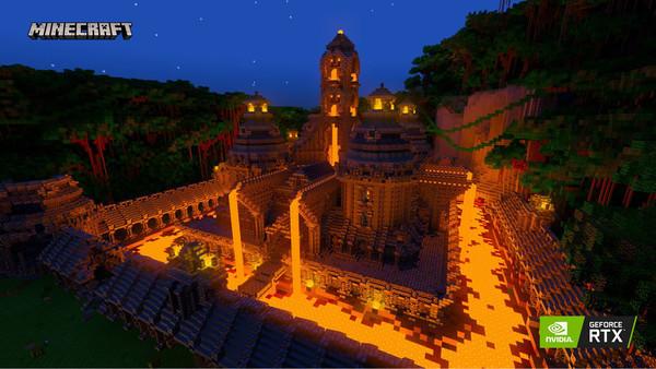 Новый миры Minecraft от ведущих разработчиков