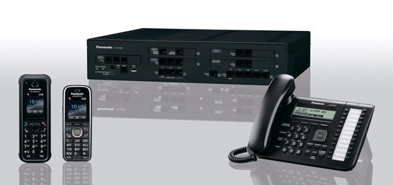 Panasonic упрощает внедрение IP-АТС серии KX-NS