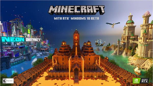 Бета-версия Minecraft с RTX для Windows подарит потрясающие впечатления