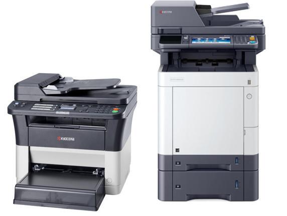Юг-Контракт стал дистрибьютором печатающей техники KYOCERA