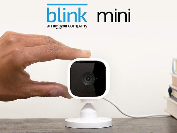 Amazon Blink Mini – 35-долларовая миниатюрная камера видеонаблюдения