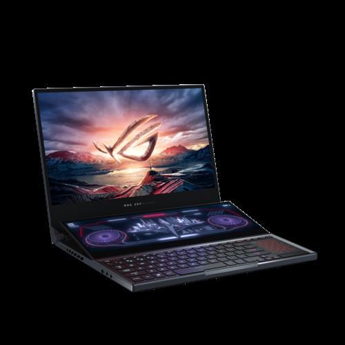 ROG Zephyrus Duo 15 – геймерский ноутбук с двумя экранами
