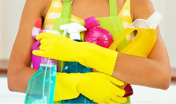Как легко поддерживать чистоту, когда все дома
