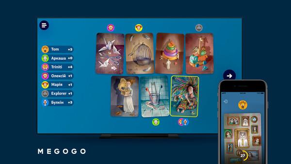 Медиасервис MEGOGO запускает новую игру для Smart TV