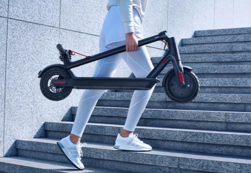 Xiaomi выпустила обновлённую версию электросамоката MiJia Electric Scooter 1S