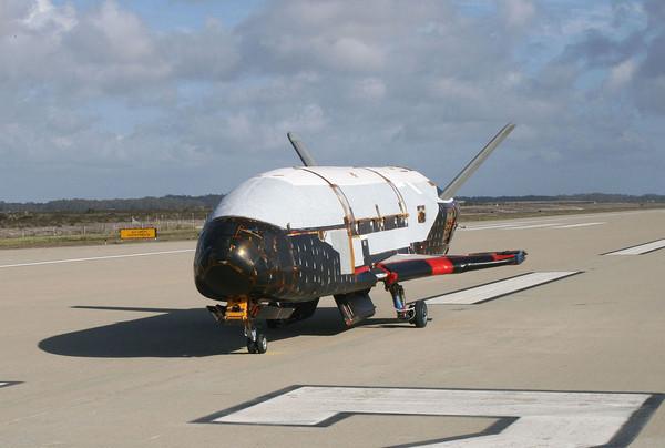 Космический шаттл X-37B ВВС будет запущен на низкую околоземную орбиту