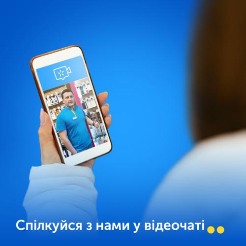 Киевстар открыл видеомагазин в Instagram