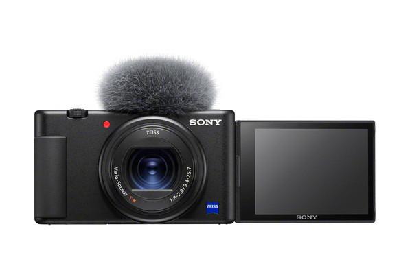 Sony представила новую камеру для видеоблогеров BloggerCam ZV-1