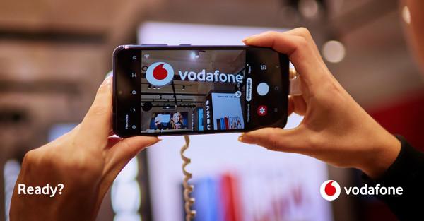 Vodafone увеличил количество открытых магазинов