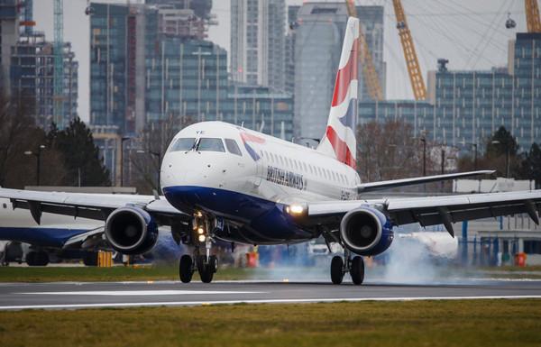 Cityflyer возобновит полеты из Лондона
