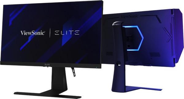 Начало продаж изогнутого игрового монитора ViewSonic ELITE XG270QC