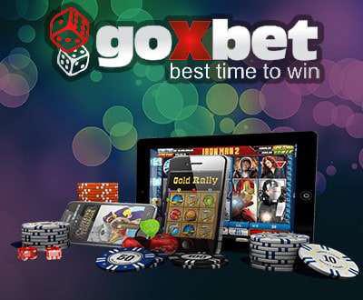Goxbet - надежный игровой бренд