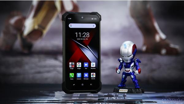 DOOGEE представляет защищенный смартфон S88 Pro
