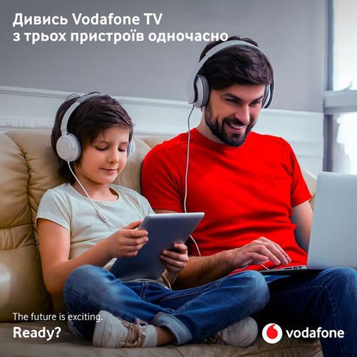 Vodafone собрал лучший ТВ и кино-контент в одном пакете