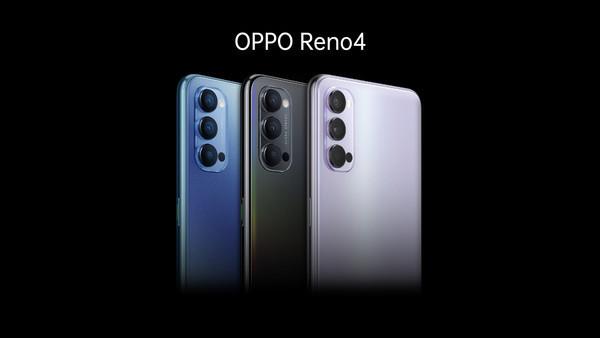 В Китае презентовали новую OPPO Reno4 серию