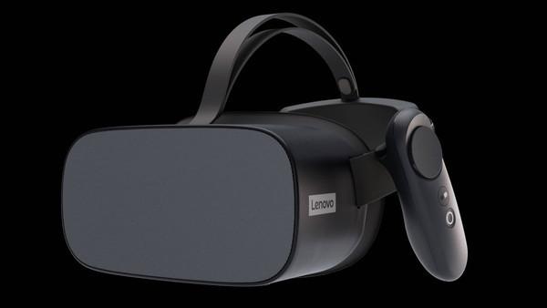 Новая VR-гарнитур Mirage VR S3 от Lenovo