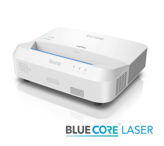 Лазерный интерактивный ультракороткофокусный проектор BenQ LW890UST