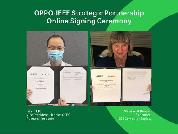 OPPO становятся стратегическим партнером Института инженеров по электротехнике