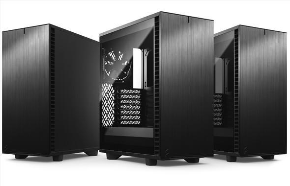 Fractal переопределяет эффективность с новым Define 7 Compact