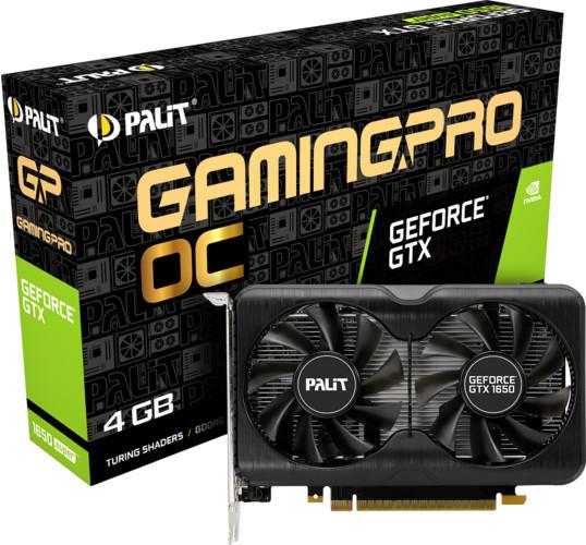 Palit представляет новую серию видеокарт – GeForce GTX 1650 SUPER GamingPro