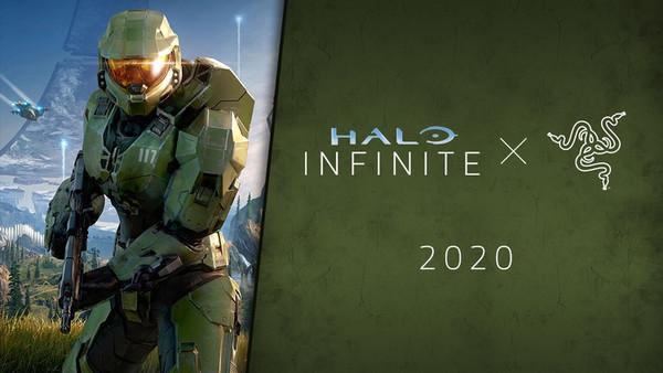 Razer выпустит геймерские аксессуары и периферию в стилистике Halo Infinite