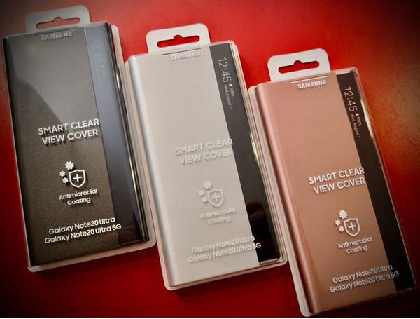 Samsung предложит для Galaxy Note 20 Ultra обложку с антибактериальным покрытием