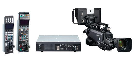 Panasonic представила новый стандарт качества 4К видеотрансляций