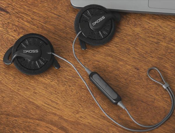 Koss KSC35 Wireless - новая модель Bluetooth наушников