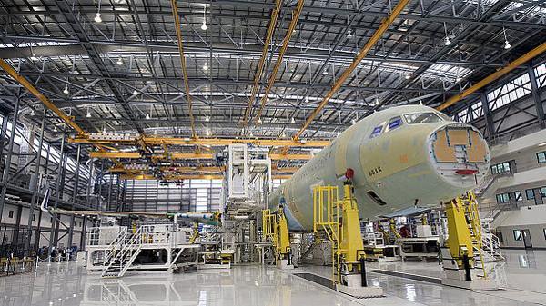 Airbus резко сократит производство и рабочие места