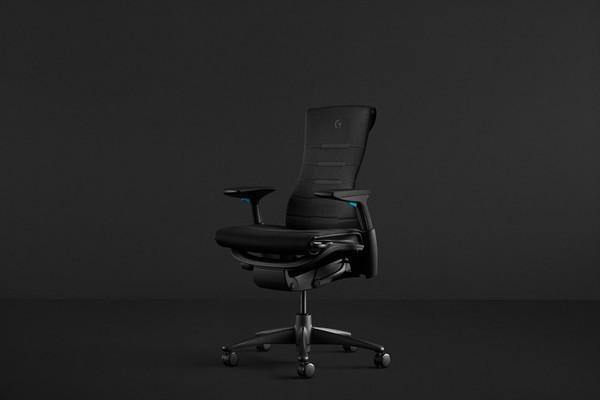 Logitech и Herman Miller выпустили геймерское кресло за $1500