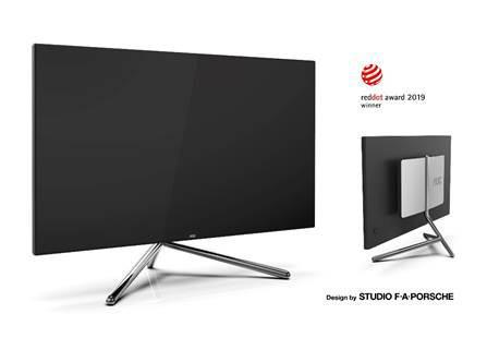 AOC представляет U32U1: премиальный 31,5-дюймовый дисплей с дизайном Studio F. A